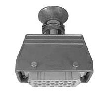 DREITEC 2052 HB10 PG16 Multipin Gehäuse