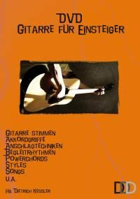 DVD Gitarre für Einsteiger