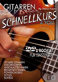 DVD Gitarren Schnellkurs 4you