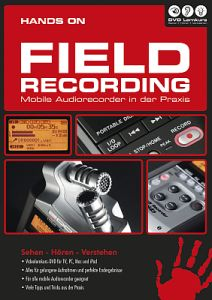 DVD Lernkurs Hands On Fieldrecording