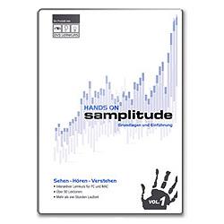 DVD Lernkurs Hands on Samplitude Vol.1 Grundlagen und Einführung