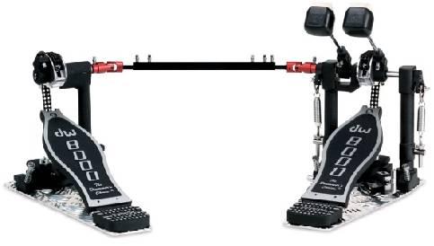 DW 8002 Doppel Fußmaschine