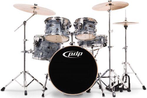DW PDP CX Drumset Blue Onyx