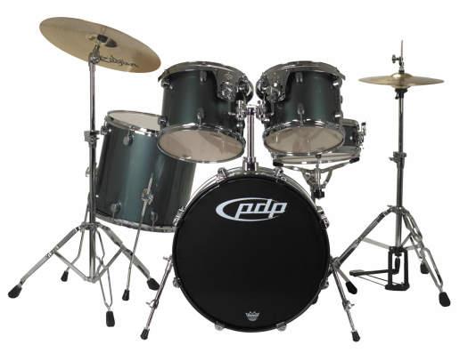 DW PDP EX Drumset Set 3 black