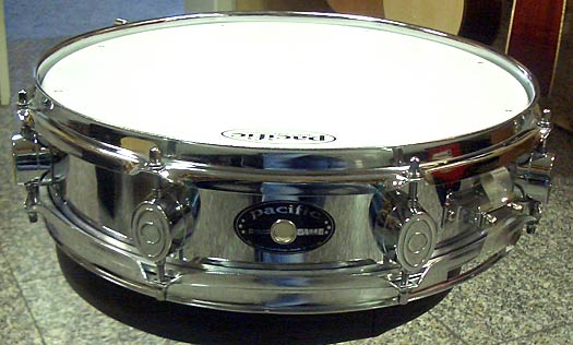 DW PDP Snare 14 x 4 Chrome