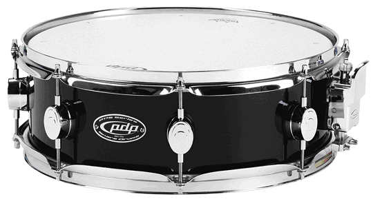 DW PDP Snare 14 x 5 Maple black