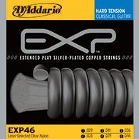 Daddario EXP-46 Satz Konzert Gitarren Saiten