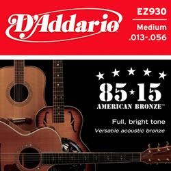Daddario EZ-930 Westerngitarren Saiten 013-056