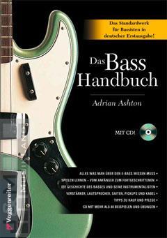 Das Bass-Handbuch - Adrian Ashton mit CD