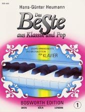 Das Beste aus Klassik und Pop Bd.1, Heumann, H.G. BOE4095