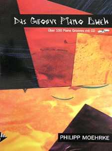 Das Groove Piano Buch mit CD