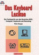 Das Keyboard Lexikon, Carstensen Verlag