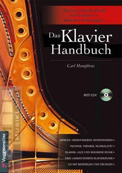 Das Klavierhandbuch - Carl Humphries mit CD