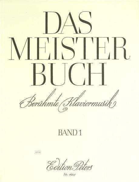 Das Meisterbuch Band 1