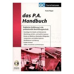 Das P.A. Handbuch, Carstensen Verlag