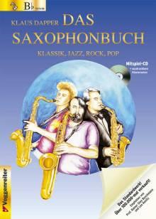 Das Saxophonbuch (Version Bb) - Klaus Dapper