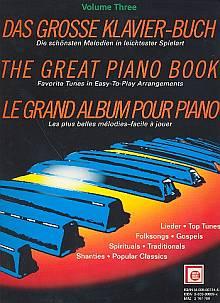 Das große Klavierbuch 3