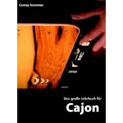 Das große Lehrbuch für Cajon +CD