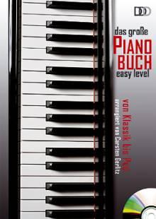 Das große Pianobuch von Klassik bis Pop