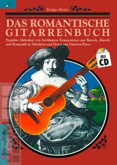 Das romantische Gitarrenbuch - Rodger Ryder mit CD