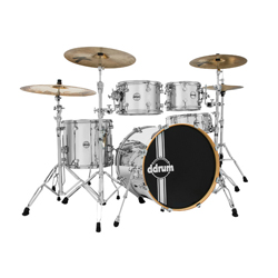 Ddrum DD Reflex Chrome 20 4
