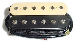 DiMarzio The Tone Zone Humbucker DP155 zebra