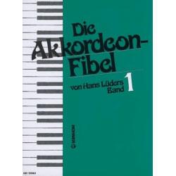 Die Akkordeon-Fibel Band 1