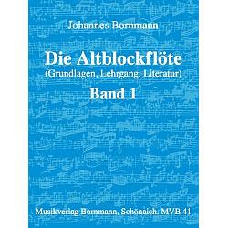 Die Altblockflöte Bd. 1