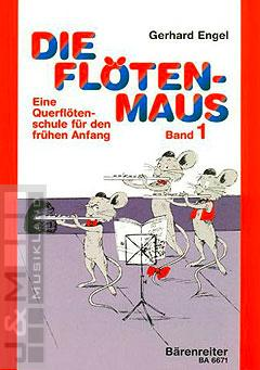Die Flötenmaus 1 - Gerhard Engel