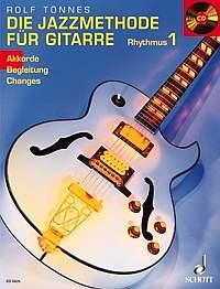 Die Jazzmethode für Gitarre - Rhythmus 1 + CD ED8426