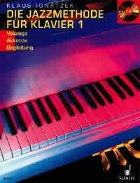 Die Jazzmethode für Klavier - Ignatzek, Klaus - ED8257