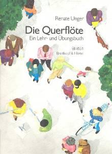 Die Querflöte: Lehr- und Übungsbuch - EB8551