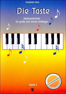 Die Taste 1 Keyboardschule