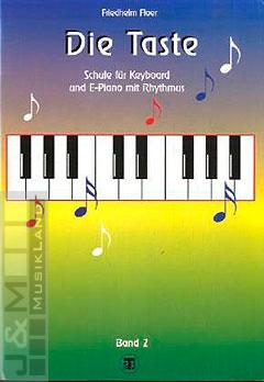 Die Taste 2 Keyboardschule