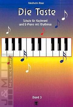 Die Taste 3 Keyboardschule
