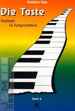 Die Taste 6 Keyboardschule