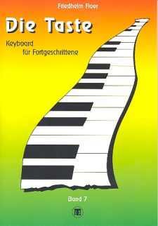 Die Taste 7 Keyboardschule