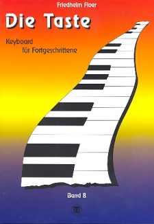 Die Taste 8 Keyboardschule