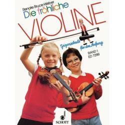 Die fröhliche Violine Bd.1