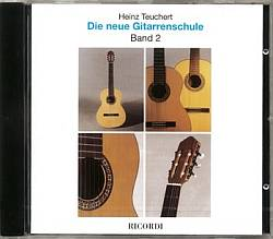 Die neue Gitarrenschule CD zu Bd. 2