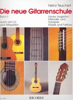 Die neue Gitarrenschule Bd. 1