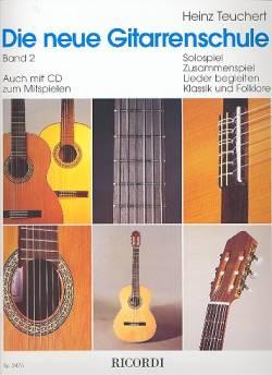 Die neue Gitarrenschule Bd. 2