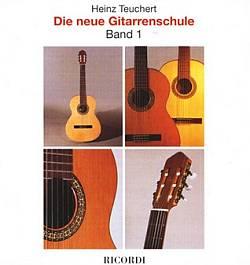 Die neue Gitarrenschule CD zu Bd. 1
