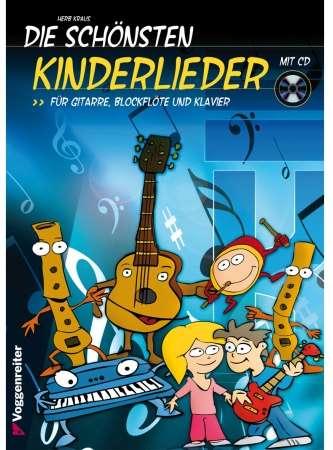 Die schönsten Kinderlieder (CD)