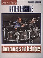 Drum Concepts and Techniques + CD - Peter Erskine