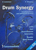 Drum Synergy Bd.1 + CD