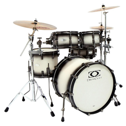 DrumCraft DC808915 Ltd. Edition Scottish White