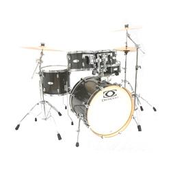 DrumCraft DC513-22FU-H Fusion Drumset Hard Coal