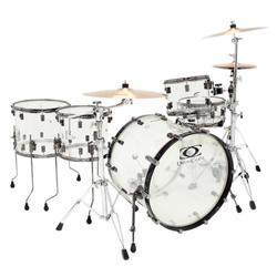 DrumCraft DCA808-24RO-AC A8 Acryl Rock Kit