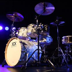 DrumCraft DCB711-22RO-LC Drumset
